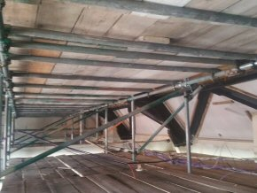 The Yeovil Centre - Internal Roof Works (2 photos)